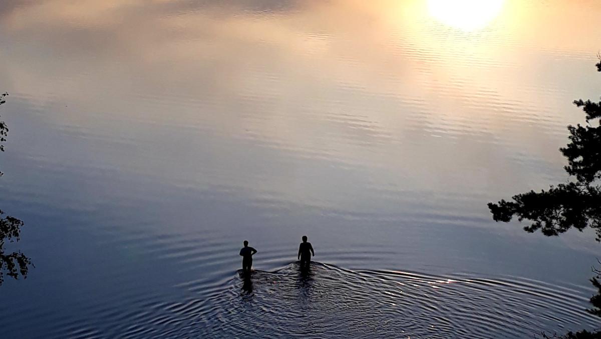 Pariterapia vedessä